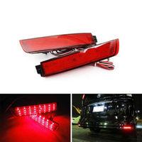 Details about 2PCS Car LED Brake Rear Light fog light DRL for Infiniti Nissan