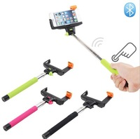 50pcs/ot 2 in1 Wireless Bluetooth Monopod Z07-5 Handheld Selfie Stick For Iphone samsung ios Android Smart mobile Phone