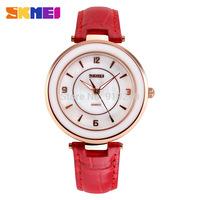 Free shipping 2015 fashion casual Woman Personality watch Waterproof Quartz Wristwatches 3 colors---nbvf