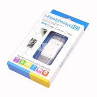 iFlash HD Drive 8GB USB 8pin Port OTG Flash Drive Memory Stick For iPhone 5 5S 5C 6 Plus iPad Air iPod