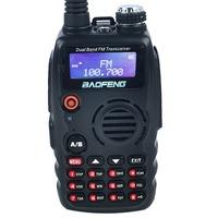 Baofeng UV-A52 Dual Band 136-174/400-520MHZ FM Two-Way Radio Walkie Talkie