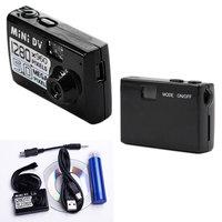 Hot Selling !! 5MP HD Smallest Mini DV Digital Aerial Camera Video Recorder Camcorder Webcam DVR For Xmas A2
