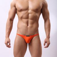 Underwearworkshop Men funny sexy nylon underwear brief  S M L