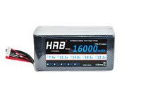 HRB Rechargeable battery Original DJI Mini Drone Spy LIPO 22.2V 6S 16000mAh 25C For DJI Spreading Wings S1000 evo multicopter