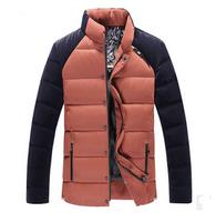 UDOD Winter Brand Men Down Jacket Winter Parka Men Down Duck Coat 90% White Down Warm Overcoat Outwear M L XL XXL XXXL EBYR009