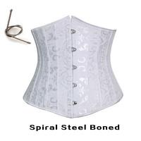Stsrhc powerful drawing waist abdomen fat burning shaper corset underwear cummerbund belt clip postpartum shaping beauty care
