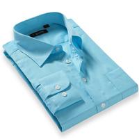 2015 Fashion Twill Men Long Sleeve Dress Shirt Men's  Business Formal Shirts Casual Social Shirts Plus size