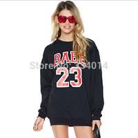 Kpop sweat shirt women long sweatshirt dress 2015 sweat suits for women black pullover hoodie 23 hoodie fitness sportswear H1394