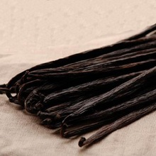 Top Grade 100g Madagascar Vanilla Bean 16-18cm Vanilla Pods 100% Natural Baking Ingredients Vanilla Sticks Free Shipping