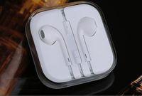 Mobile Phone Headphones 100% Guarantee Original and Brand for Phone 5 5S 5C headphones headset earphone ipad 4s 6 6 plus