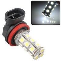 10 x 18 SMD LED 5050 H11 Car Automotive Day Driving Light Fog Light for Car Exterior Lighting Lamp Bulb for Toyota Audi Honda