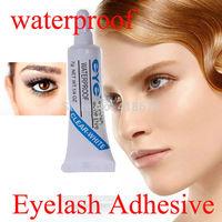 Hot Sale 1 Pcs High Quality New Professional Beauty Waterproof Eyelashes Makeup Adhesive Eye Lash Glue White Color