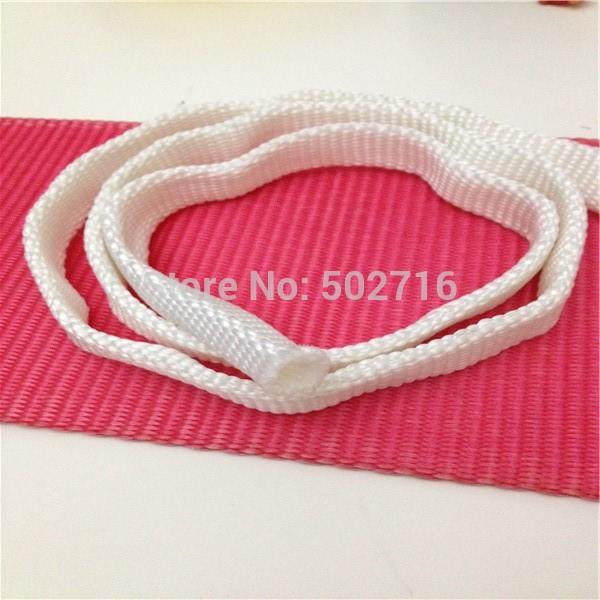 2015 new 15mm wide White 100% Polyester Tubular Webbing Manufacturer Wholesale(China (Mainland))