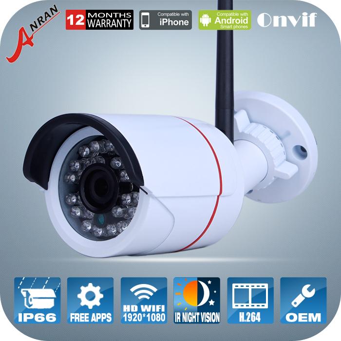 1080P HD Video Surveillance Mini WIFI Camera 3.6mm Lens CMOS Sensor Waterproof Infrared Home Wireless CCTV Security Camera(China (Mainland))