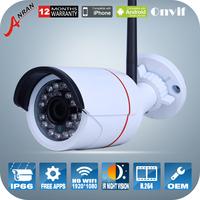 2.0MP 1080P HD Video Surveillance Mini WIFI Camera 3.6mm Lens SONY CMOS Sensor Infrared Night Vision CCTV Security Cameras