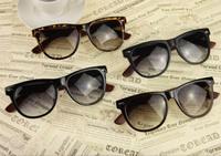 WHOLESALE Japan Handmade Quality Wood sunglasses Rivet retro Wooden wayfarer sun Glasses frames Black shades spectacles UV400