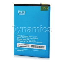 (Original) 3.7V 2650mAh Rechargeable Lithium-ion Battery for Elephone G7 Smart Phone