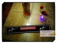 New Margaritaville Bar Mats Soft PVC bar Runne/Drip Mat  for Pub bar,Home Decoration-  1pc/lot size 510x 85x10mm BAT-18