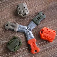 EDCgear Mini Beetle  Multifunction Outdoor Survival EDC Tool Knife Molle Webbing Buckle