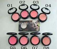 2 pcs/lot Free Shipping New Makeup Powder Blush 9g