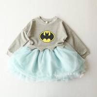 children girls princess long sleeve dress tutu dresses for girls kids pink baby lace dresses floral kids dress