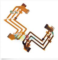 LCD Flex Cable Ribbon For Sony DCR-SR82E SR82E SR82 Replacement Repair Part Unit