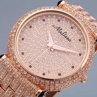 S82 authentic fashion watch 2015 top brand luxury 2 colors Diamond quartz watch Free shipping