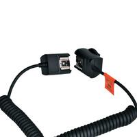 send from Australia Godox TL-N 3M Off Camera Flash Speedlite TTL Shoe Cord For Nikon DSLR Camera