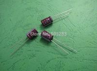 100pcs NCC 50V 100UF 8x11.5 Aluminum Electrolyic Capacitor Japan 100UF 50V