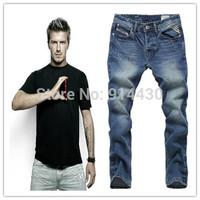 New Style Mens Jeans Fashion Men Jeans Pants Male Brand Blue Color Jean Size 28-40