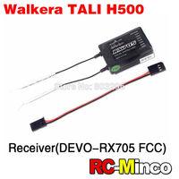 100% Original Walkera TALI H500 RC FPV Multirotor Part DEVO RX705 Receiver (DEVO-RX705 FCC)