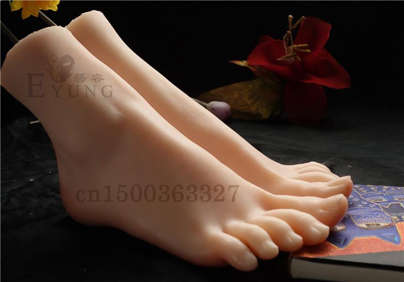 Fétiche des pieds photo de haute qualité