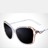 2015 New Women Sunglasses Retro Polarized Lenses Sun glasses China Wind UV400 Protection Shades EyeWear Goggles Oculos De Sol