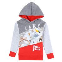 2014 New Design  Sweater Boys Olaf  Hoodies Children's  Hoody Kids Cartoon Sweatshirts NOVA Cartoon Clothing