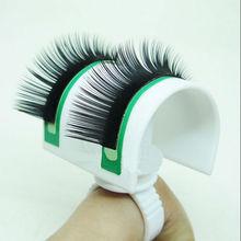 Fashion New Eyelash Extension Tools Professional U-Shaped Lash Strip Pallet Ring Eyelash Stand Makeup Tools