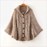 New 2015 Women's Autumn sweater knit long Pullovers sweater Long-sleeve Basic Shirt women casual Sweater poncho sweater suit