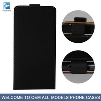 Mix colors Leather + TPU Cover Flip Case For alcatel One touch Flash OT-6042D