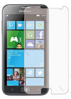 2000 pcs/Lot  for Samsung Galaxy Ativ S GT i8750 Clear Screen Protector Screen Guard  (without packaging)