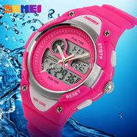 Free shipping 2015 fashion casual Children Personality watch Waterproof Luminous Outdoor Motion Electronic Wristwatches --bvc