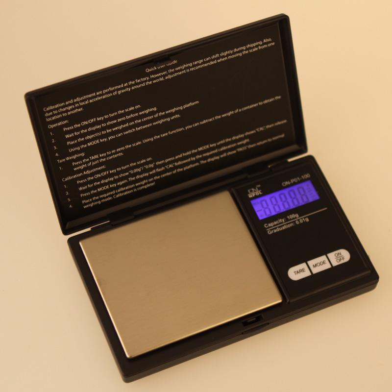 Весы OEM 100 g * 0.01 g LCD H8937 вольтметр oem lcd