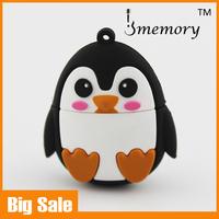USB Drive 2gb 4gb 8gb 16gb 32gb 64gb USB Flash Dirve 2.0 Pendrive Pen Drive Flash Memory Card Mini cartoon animal penguin