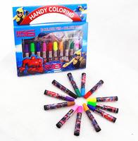 New Free Shipping DHL100pcs /PEPPA PIG/paintbrush big hero 6,drawing pen,best party gift