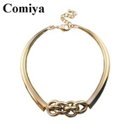 Hot Factory Price Fashion collar necklace Banquet Decoration Necklace fashion necklaces for women 2015 gold chain colar necklace
