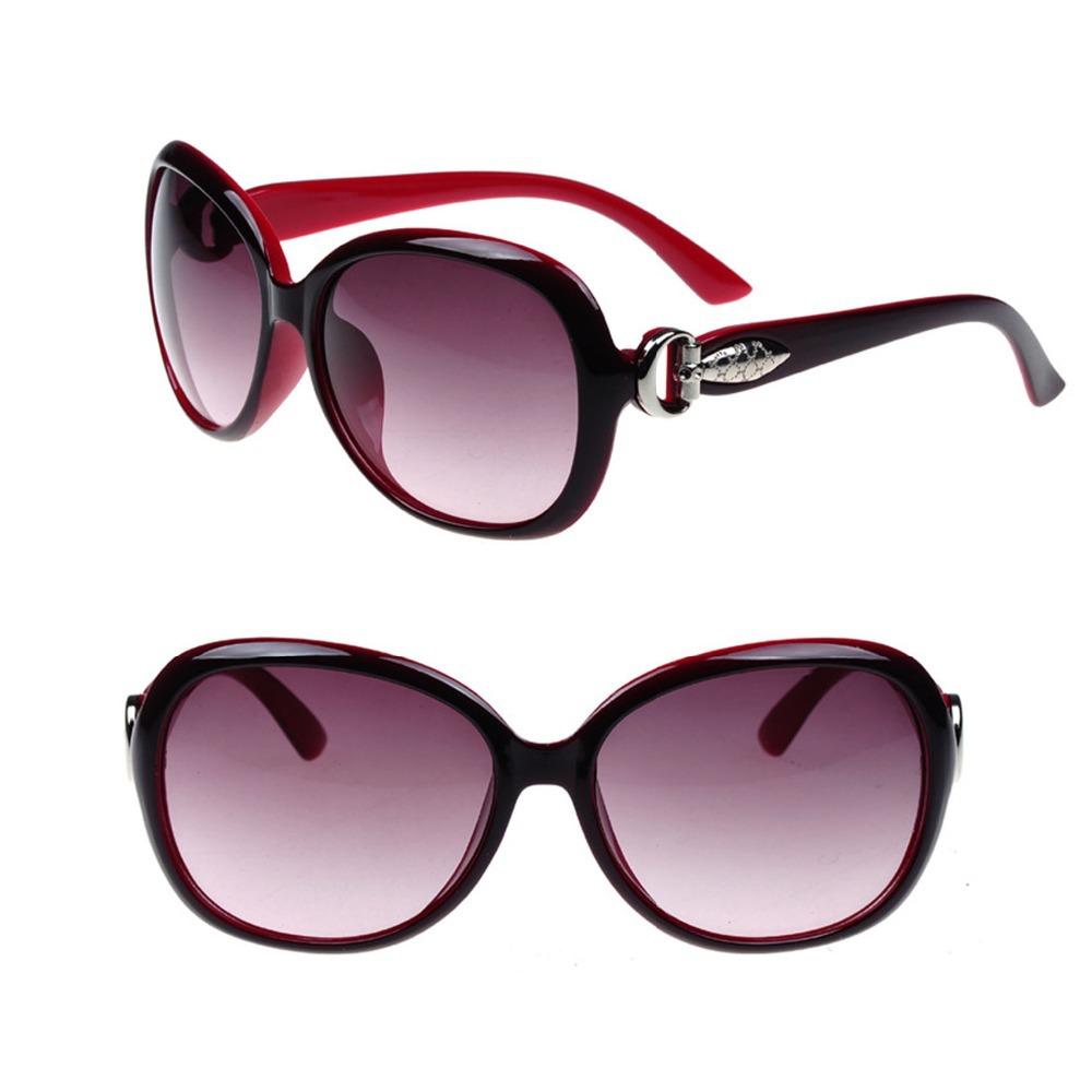 2015 New Big Frame Vintage Sunglasses Women Brand Designer 3 Color Available Retro sun glasses oculos de sol feminino KD 9530(China (Mainland))