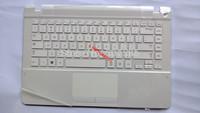 Hot New original keyboard for Samsung NP370R4E NP270R4E NP470R4E Laptop Keyboard US white Free shipping