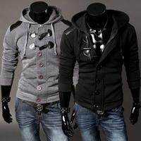 2015 New Arrival Men's Fashion Brand Clothing ,Leisure Casual Men's Fleece Hoodies Sweatshirts Male,Quality Fashion Design