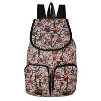 Bloomingstar  2015 Owl Women Printing Backpack Women School Bags Travel bags Students Backpack Girls Shoulder Bags SG012