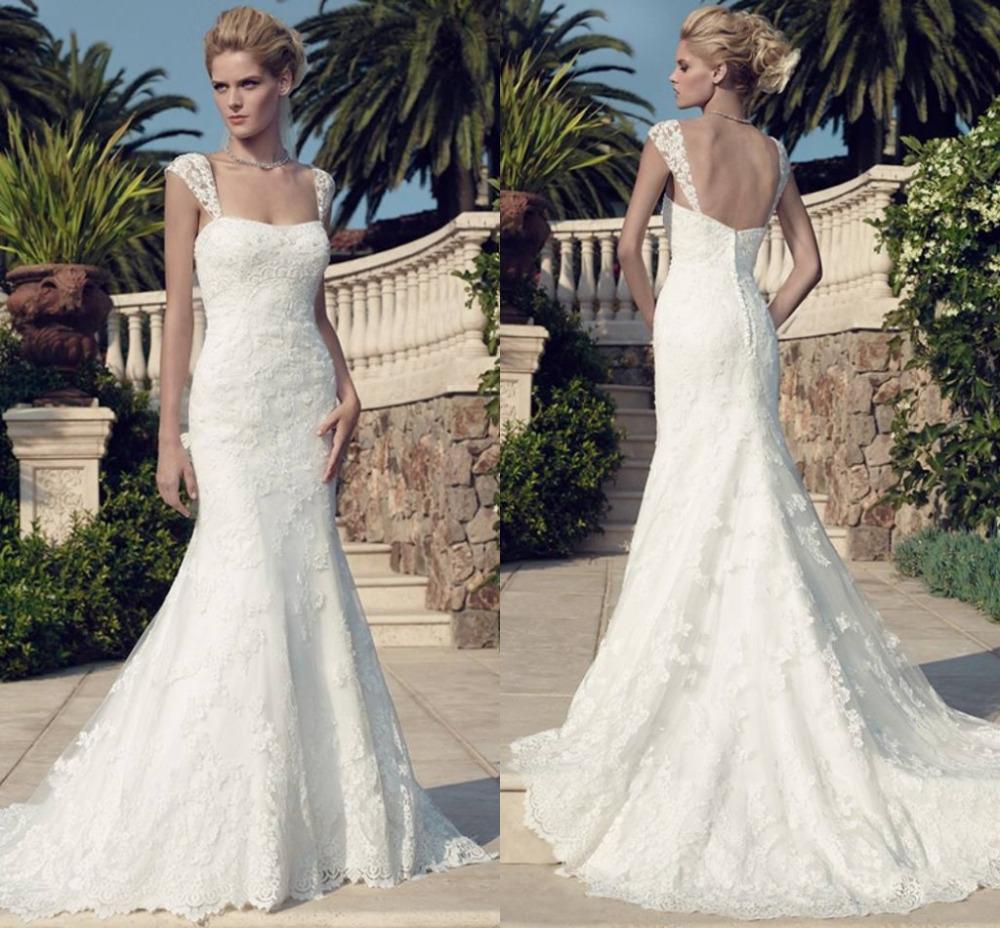 Knit robe de mariée