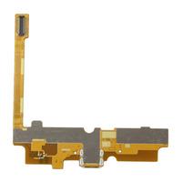 1pcs For LG Optimus L70 D321 D325 MS323 Micro USB Charging Charger Port & Mic Flex Cable