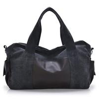 2015 New Women Bag Handbag Shoulder Messenger Bag Men's Travel Bags High Quality Canvas Tote